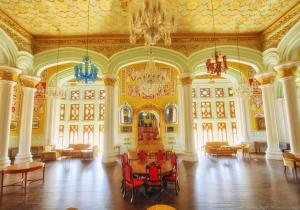 Inner Royal View - Bangalore Palace