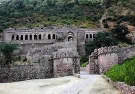 The fort - Bhangarh Fort