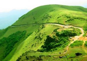 Awsome View From Hill - Chikmagalur