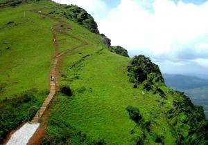Awsome View From Top - Chikmagalur