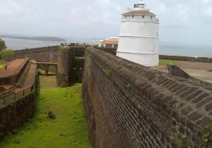 Fort With LightHouse - Fort Aguada