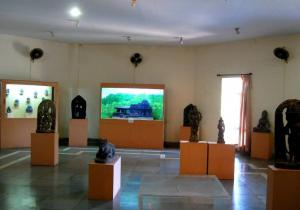Inner View of Museum - Goa State Museum