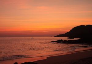 Amazing Sunset View - Gokarna