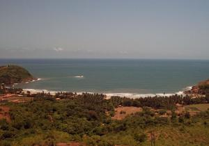 Wide View Of Sea Beach - Gokarna