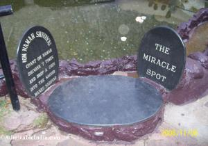 Miracle spot - Kempfort Shiv Temple