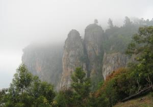 Pillar Rocks - Kodaikanal