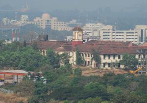 View of Town - Mangalore