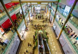 Inside the Mall - Orion Mall