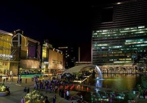 Orion from inside - Orion Mall