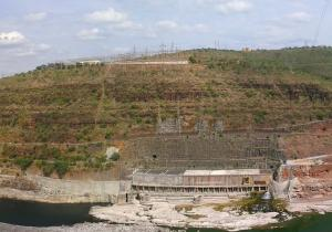 Panoramic View - Srisailam
