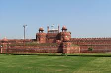 Red fort campus - The Red Fort