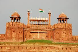 The red fort - The Red Fort